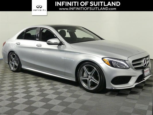 Infiniti Of Suitland >> 2016 Mercedes-Benz C 300 4MATIC® in Suitland, MD ...
